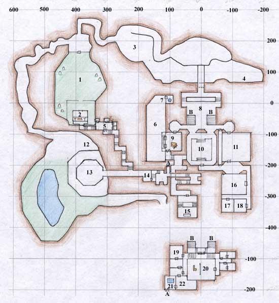 EQ Castle Mistmoore maps