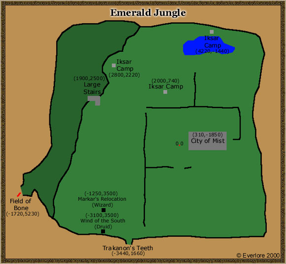 Emerald jungle movie