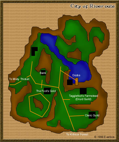 EQ Rivervale Maps