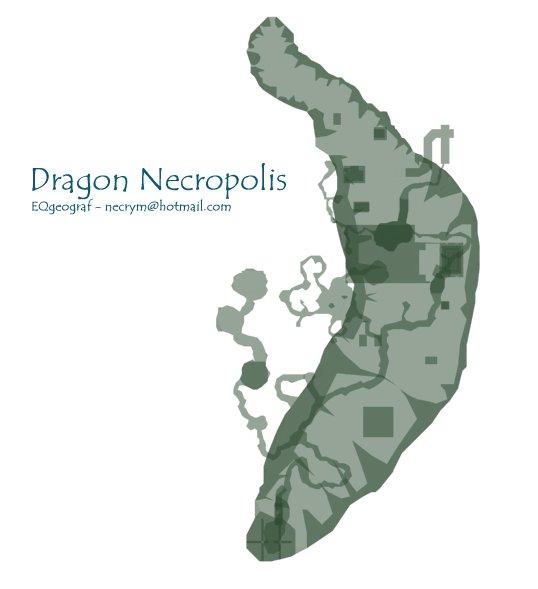 EQ Dragon Necropolis Maps