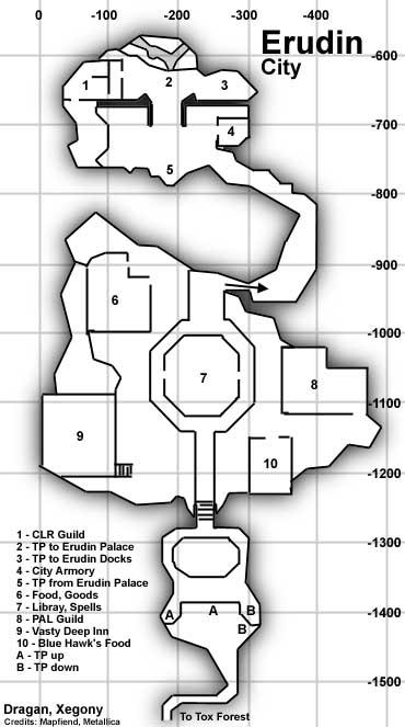 Eq Goods Maps
