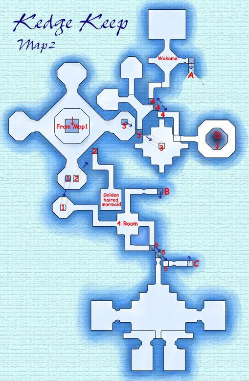Kedge Keep Mid Maps