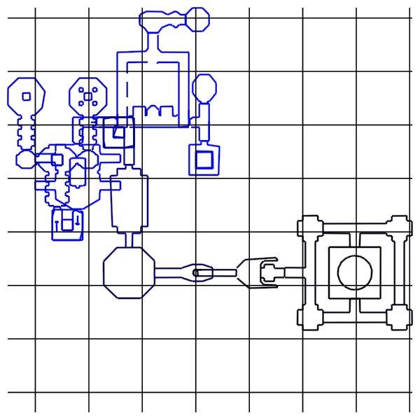 EQ Sleeper's Tomb (Kerafyrm's Lair) Maps