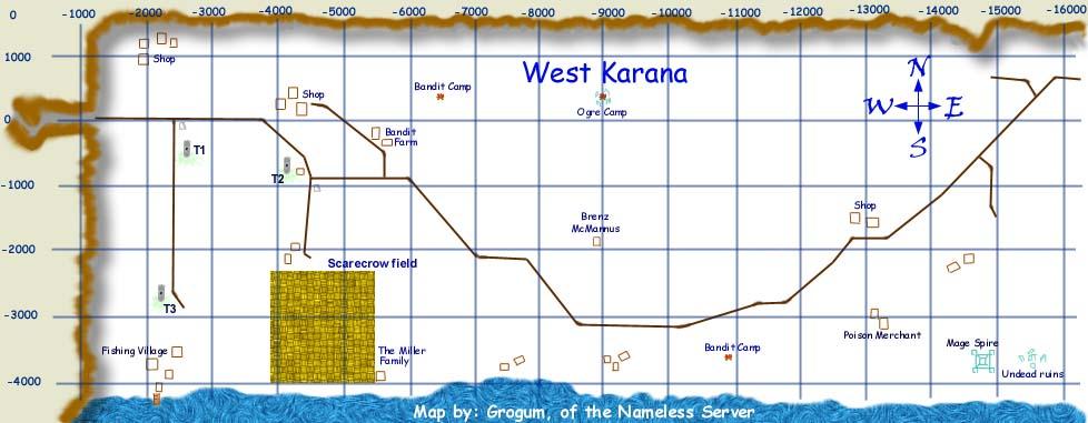 EQ West Karana maps
