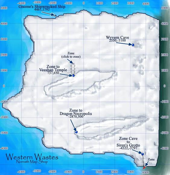 Eq Western Wastes Maps