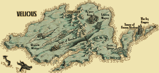 The EQ EverQuest Map Preserve -- a Classic, Kunark